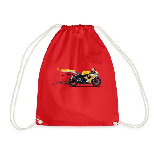 Motorbike - Turnbeutel