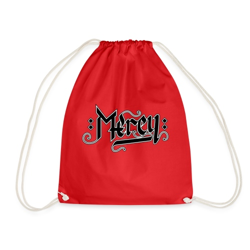 Mercy - Drawstring Bag