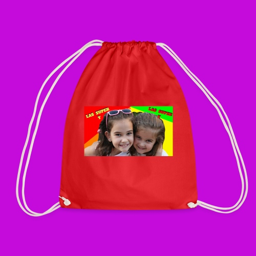 LAS SUPER Y - Drawstring Bag
