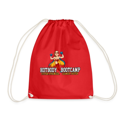 Hot Body Bootcamp - Drawstring Bag