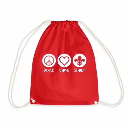 Peace Love Scout - Sac de sport léger