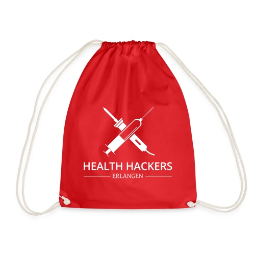 Logo Health Hackers e.V. - Turnbeutel