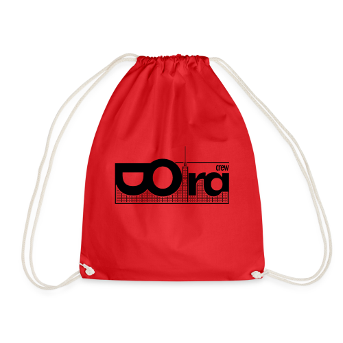 DORA Crew Logo II - Sacca sportiva