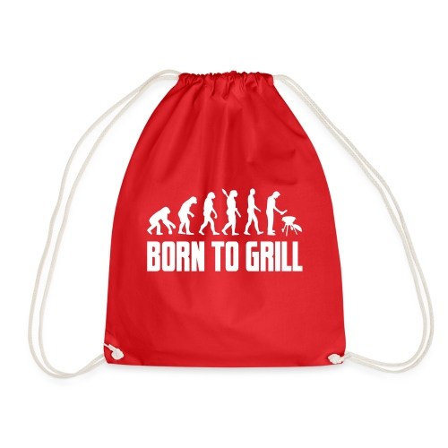 born to grill evolution - Turnbeutel