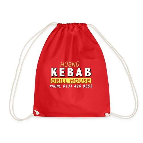 Husnu Kebab Shop - Drawstring Bag