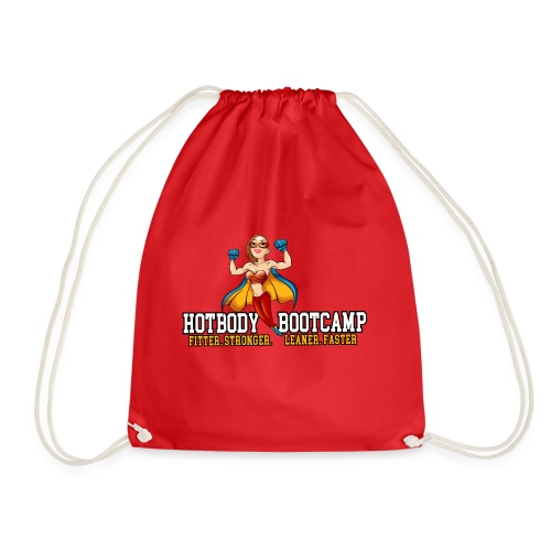 Hot Body Bootcamp - Drawstring Bag