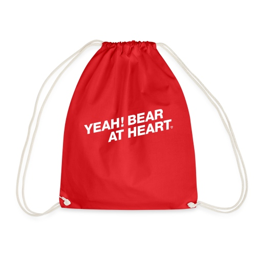 Yeah Bear at Heart #2 - Turnbeutel