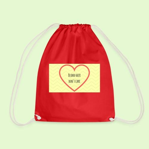 Blond rules! - Drawstring Bag