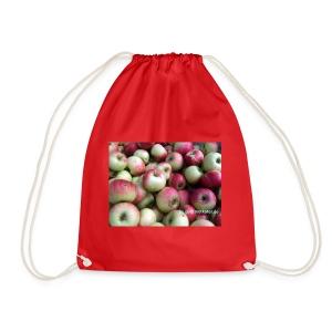 Äpfel - Turnbeutel