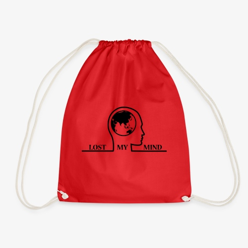 LOSTMYMIND - Drawstring Bag