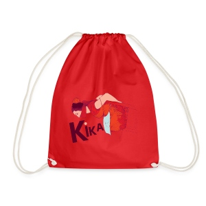 kika-png - Drawstring Bag