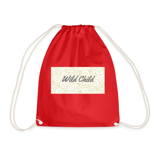 Wild Child 1 - Drawstring Bag