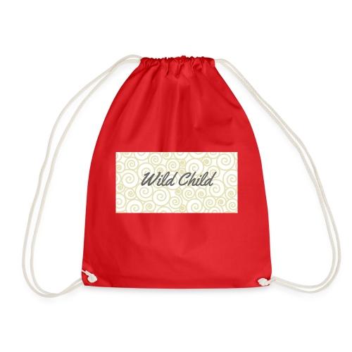 Wild Child 1 - Drawstring Bag