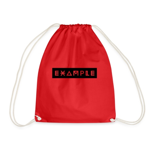 EXAMPLE CLOTHING - Sacca sportiva