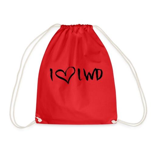 I Love Leeuwarden - Drawstring Bag