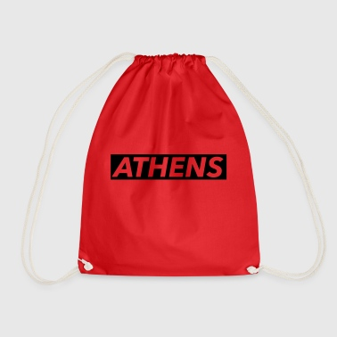 Athens - Drawstring Bag
