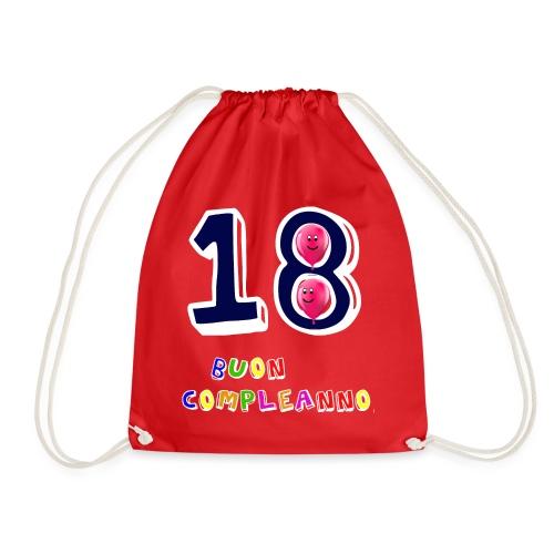 18th birthday - Sacca sportiva