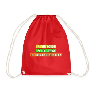 In the City - Drawstring Bag