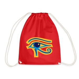 Ägypten-Auge des Horus - Turnbeutel
