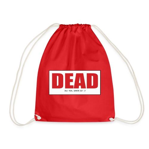 Dead - Drawstring Bag