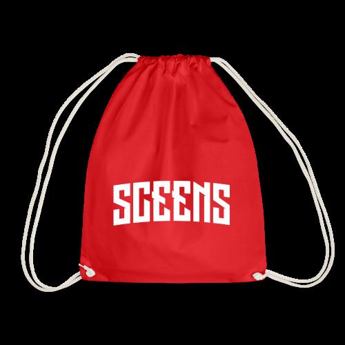 Sceens T-Shirt Vrouwen - Gymtas