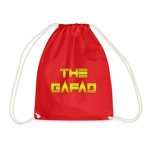 The Gafad - Official Orange/Yellow Logo - Sacca sportiva