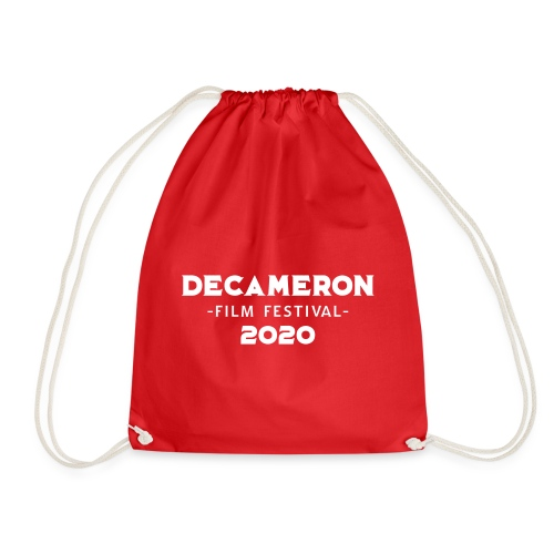 DECAMERON Film Festival 2020 - Drawstring Bag
