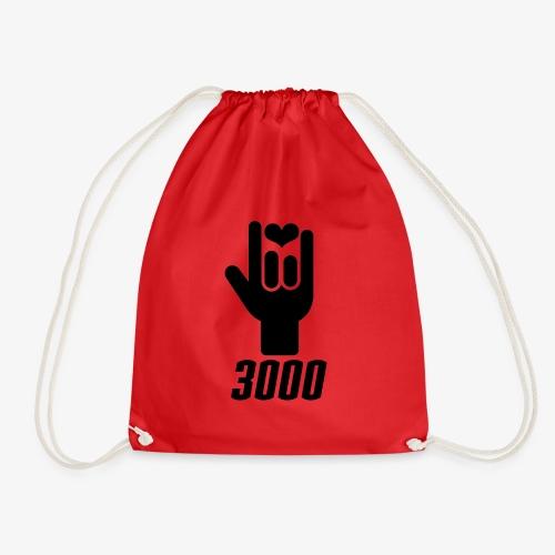 I Love You 3000 - Drawstring Bag