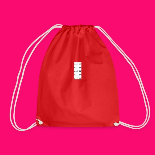 GQ ALL SPORTS - Drawstring Bag