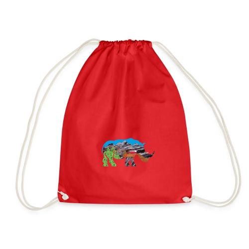 Russell Rhino Adventure - Drawstring Bag