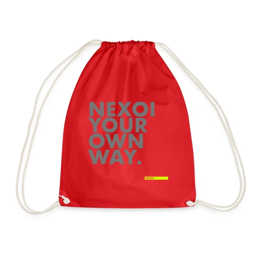 Backpack Newman collection - Drawstring Bag