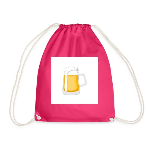1 drink - Drawstring Bag