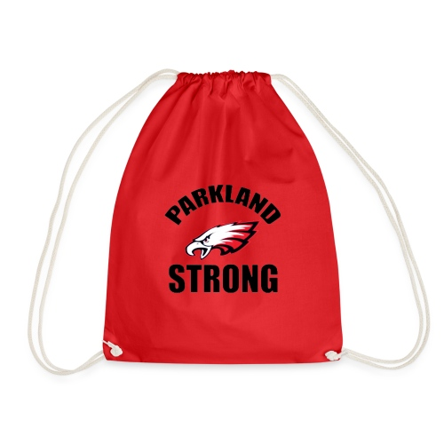 Parkland Strong and Proud - Drawstring Bag