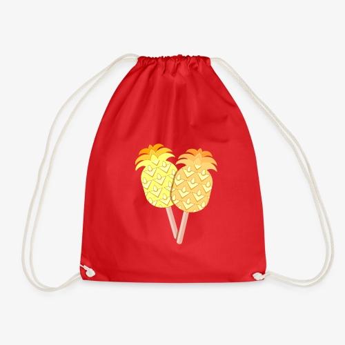 Pineapple Originals Ice Cream - Drawstring Bag