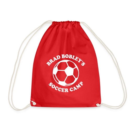 Soccer Camp Logo No Initial - Drawstring Bag