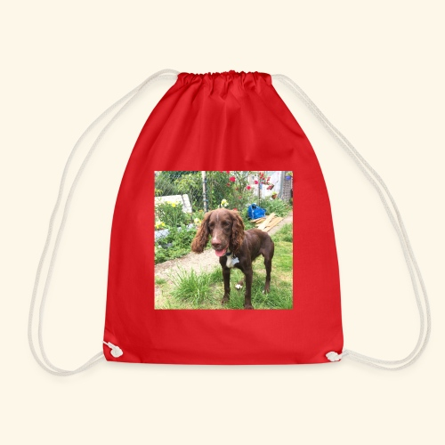 RudyTheDoggy - Drawstring Bag