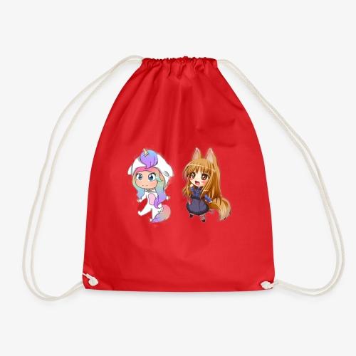 cecilie og jeg - Sportstaske