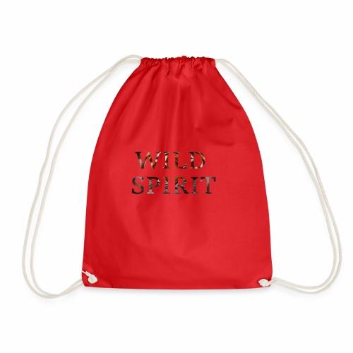 Wild Spirit - Drawstring Bag