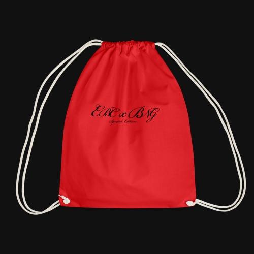 EBC x BNG 1st collab - Drawstring Bag