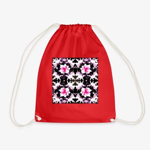 unicorn design - Drawstring Bag