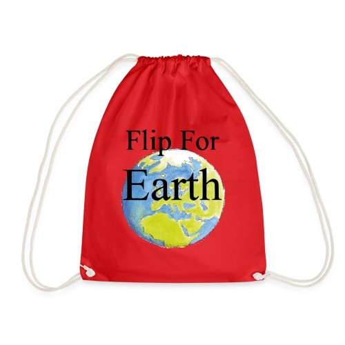 Flip For Earth T-shirt - Gymnastikpåse