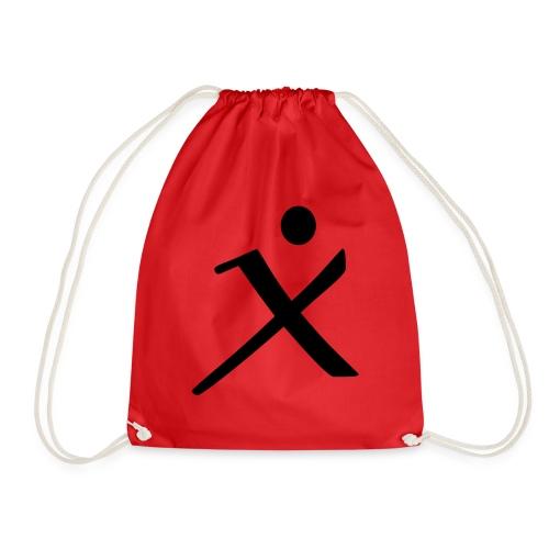 intoxicated logo ixi - Turnbeutel
