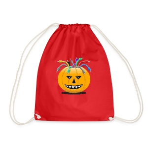 Pumpkin Spiced Patches - Drawstring Bag