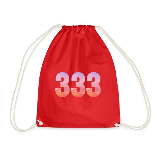 333 vous étes entouré de maitres ascensionnés - Sac de sport léger
