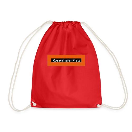 Rosenthaler Platz - Drawstring Bag