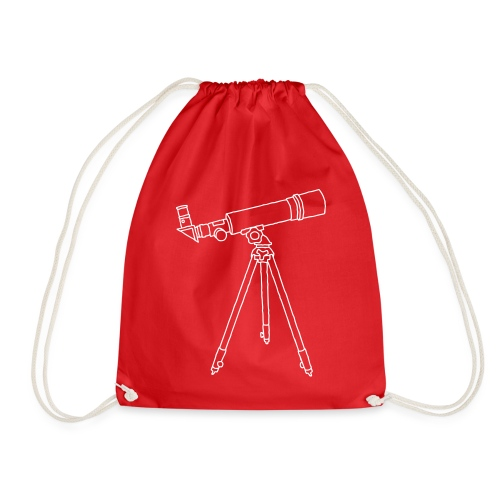Teleskope Fernrohr - Turnbeutel