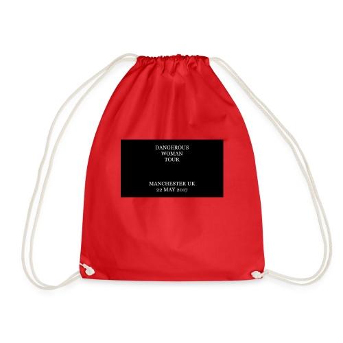 Dangerous Woman Tour Merch - Drawstring Bag