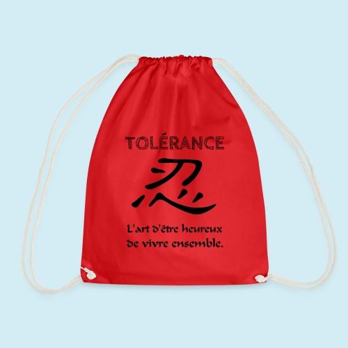 Tolérance - Sac de sport léger