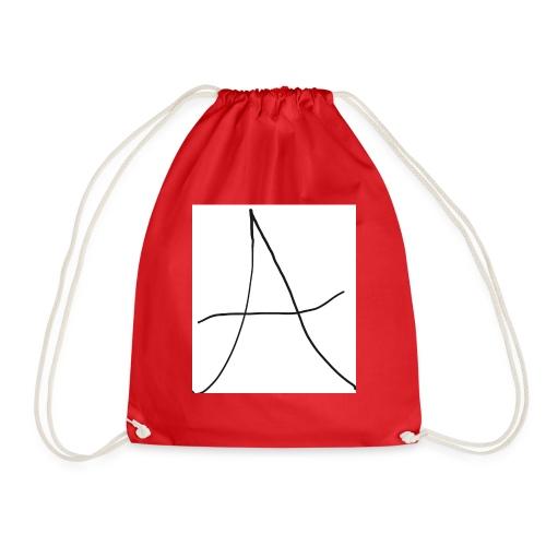A für:Ali merchandise - Turnbeutel