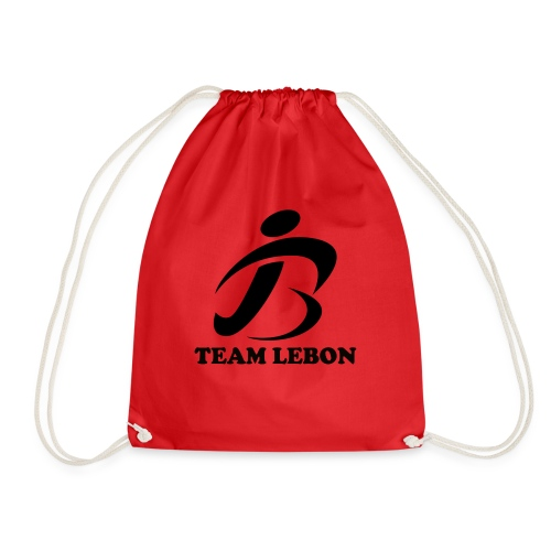 JLBLOGOapp17team lebon - Drawstring Bag
